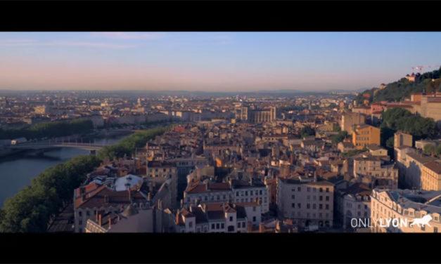 Lyon by drone : an aerial tour!
