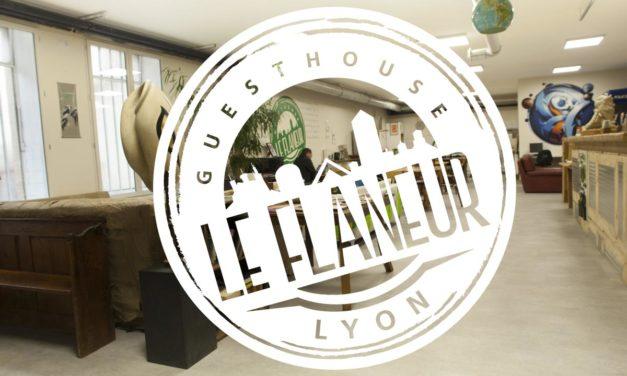 Guesthouse in Lyon: Le Flâneur