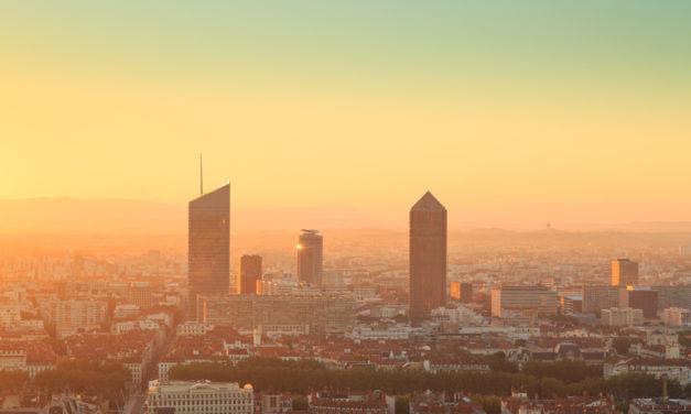 Étudiants internationaux à Lyon: arrivée estivale