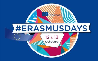 Bienvenü celebrates Erasmus Days!
