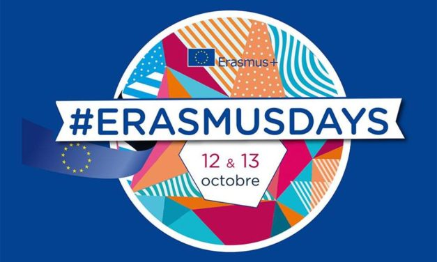 Bienvenü célèbre les Erasmus Days!