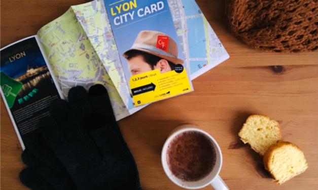 Arrivée hivernale: installation rapide à Lyon!